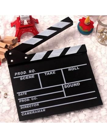 Motor! Actiune! Tabla de director video